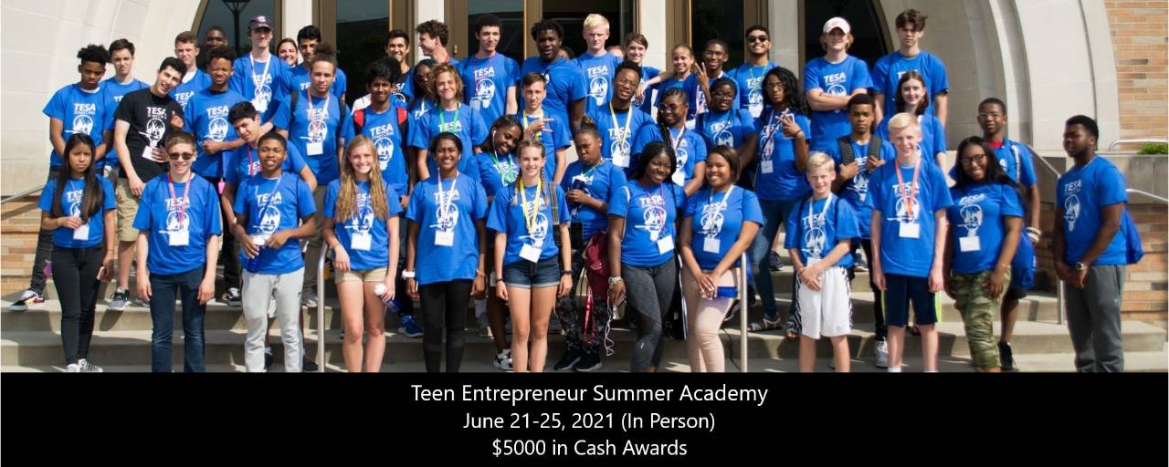 Teen Entrepreneur Summer Academy